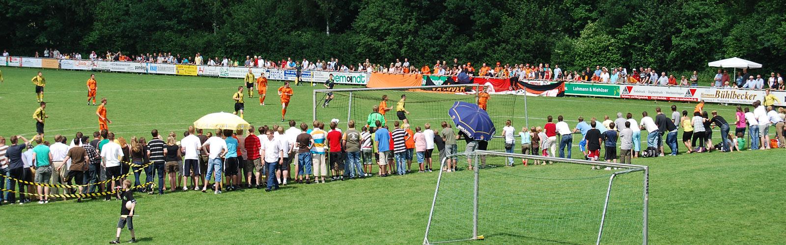 Fußballfeld